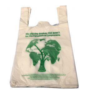 sacs bretelles Bio-sourcés 30 X 14 X 50 cm
