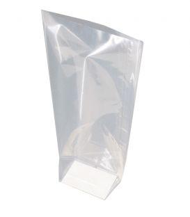 Sachets polypro fond carton