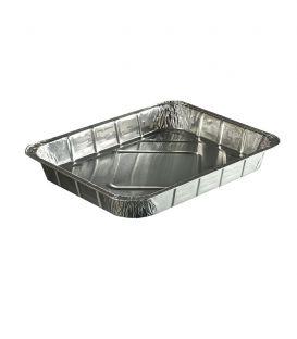 Barquettes aluminium - plats gastronome 2400 ml