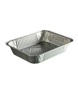 Barquettes aluminium - plats gastronome 3500 ml