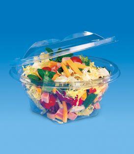 Barquettes bols salades