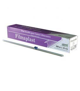 Films étirables 300 m - Boite + lame coulissante