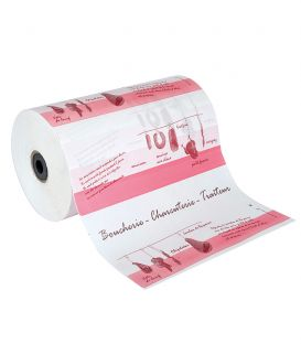 Papier thermoscellable plastipal 60gr/m² avec impression passe partout