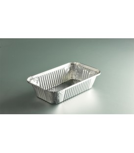 Barquettes aluminium operculables - BO1500