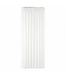 Juponnage de table blanc en papier 0.72 x 4 Mètres